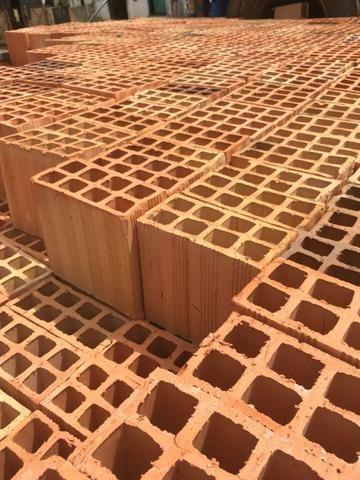 Mega promoção de tijolos padrão
