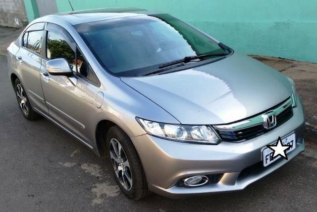 Honda Civic Vendo Civic Exs Automático Ou Troco Por Carro Popular, Pálio,  Uno,