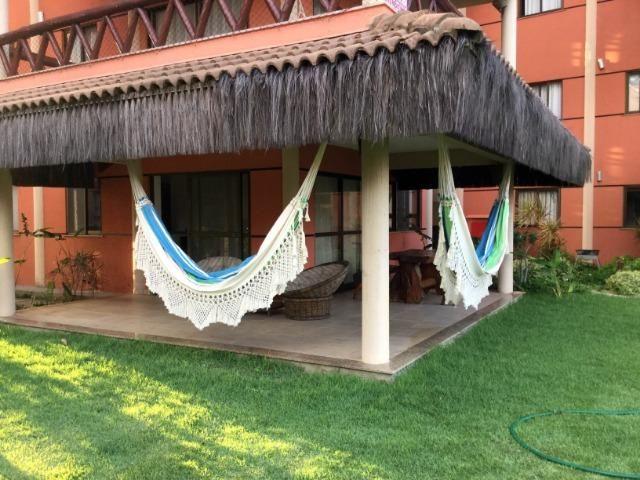 Lindo apartamento de 84 m2 de frente para o mar no Cumbuco