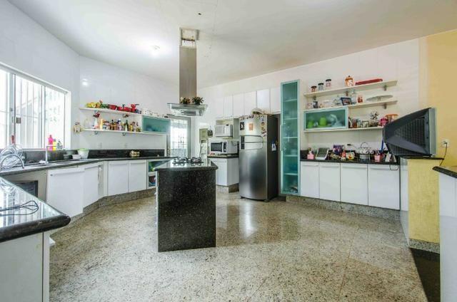 Bela casa no Park Way quadra 8 com 4 suítes + Loft com 2 quartos - SMPW 8 - Foto 10