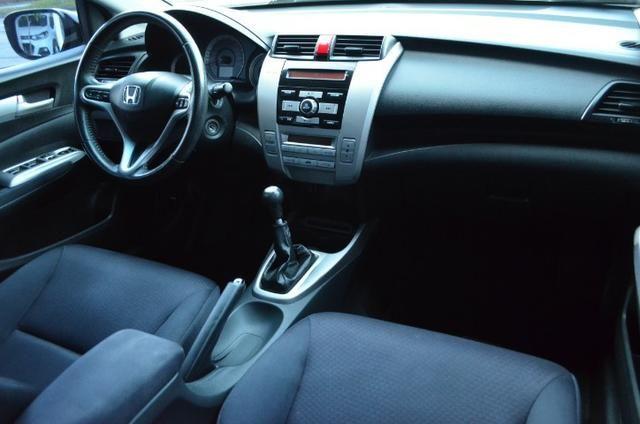 Honda City 1.5 ex flex 4p manual *completo*ipva 2019 pago*segundo dono - Foto 10