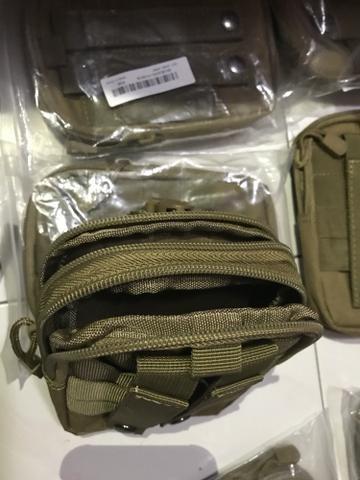 Saco case Molle Cintura Quadril Cinto Carteira Bolsa,Phone Case Bolsa - Foto 4