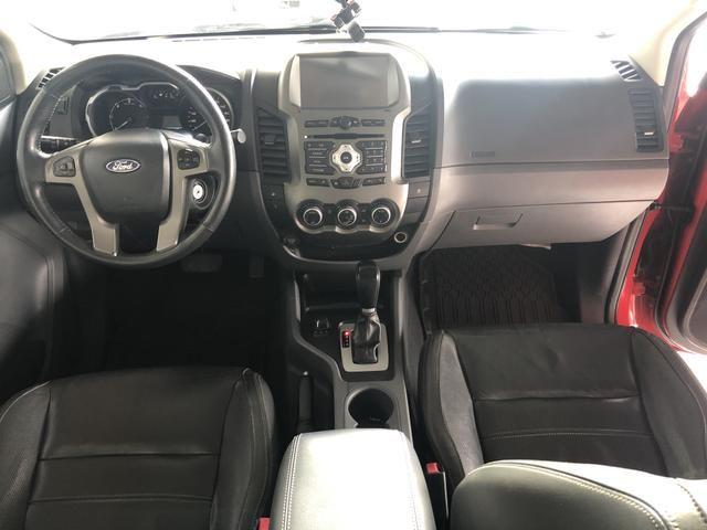 Ford Range XLT 3.2 turbo diesel ano 2015 km 136.000 - Foto 4
