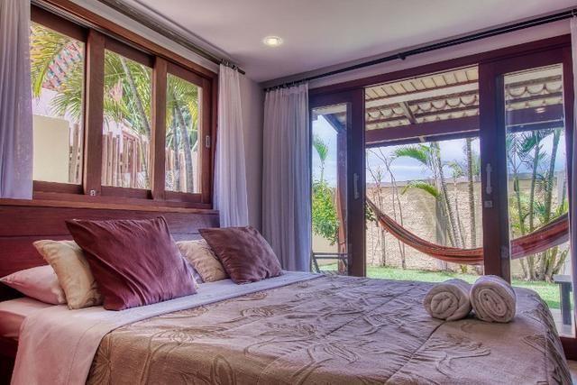 Casa luxuosa com jacuzzi e vista para o mar no Pipa Beleza Spa Resort - Foto 11