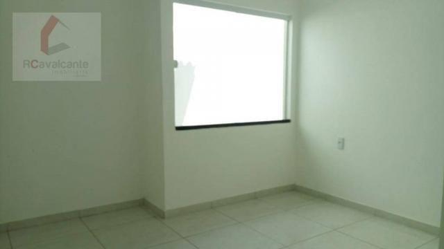 Casa residencial à venda, Cidade dos Funcionários, Fortaleza. - Foto 18