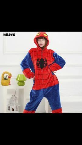 Kigurumi do Spider Man