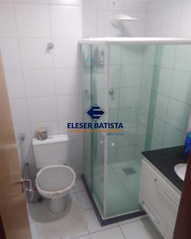 Apartamento à venda com 3 dormitórios em Paradiso, Serra cod:AP00158 - Foto 14