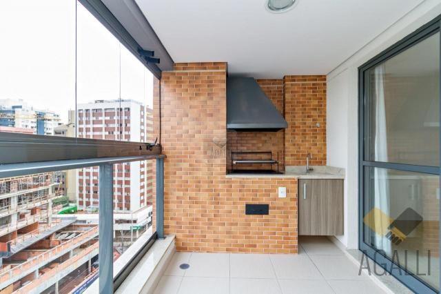 Apartamento à venda com 2 dormitórios em Vila izabel, Curitiba cod:439-18 - Foto 18