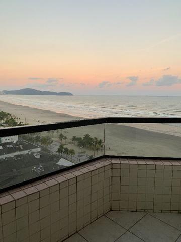 Troco Permuta Vendo Apto Praia Grande Frente Mar 1 Dorm 1 Suite 2 Banhos 1 Vaga Lazer Cmpl - Foto 7