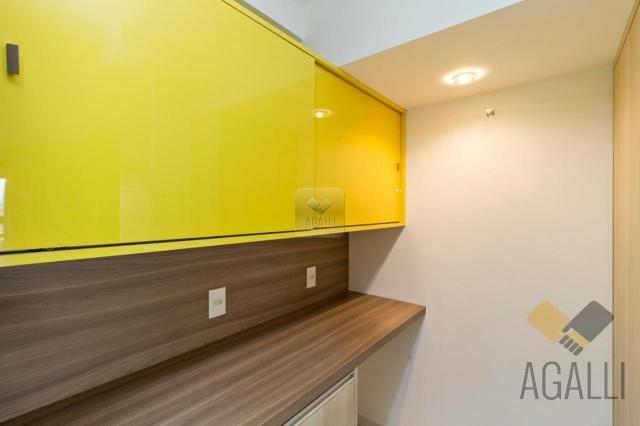 Apartamento à venda com 2 dormitórios em Vila izabel, Curitiba cod:439-18 - Foto 14