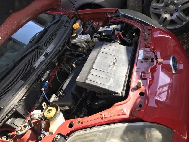 Sucata Ford ka 2012 para retirada de peça - Foto 5