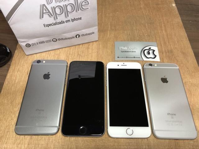 Iphone 6s 16gb sem detalhe, 8xR$129 no cartão