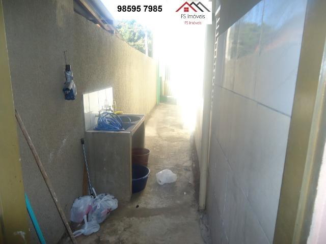 QR 502 Ótima Casa 3 Quartos E s c r i t u r a d a - Foto 11