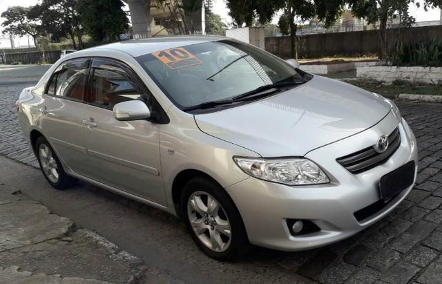 Corolla XEI - 2010 - Automático e Couro