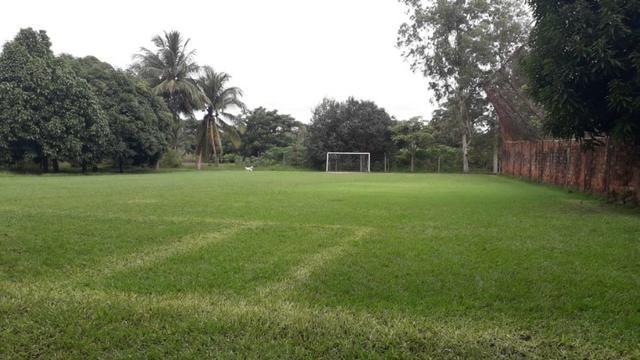 [Venda] Sítio na avenida | Casa + Campo + Açudes | 16.000 m² - Foto 2
