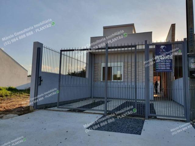 Casa 2 Dormitórios Parque Da Matriz Pátio Nos Fundos Excelente Acabamento!! - Foto 3