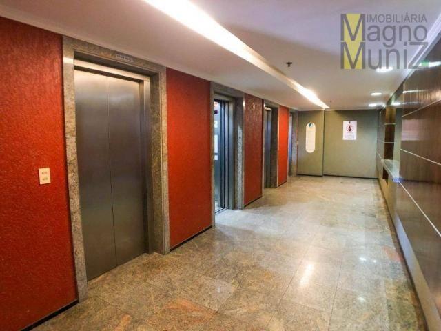 Apartamento com 2 dormitórios à venda por r$ 360.000 - praia de iracema - fortaleza/ce - Foto 9