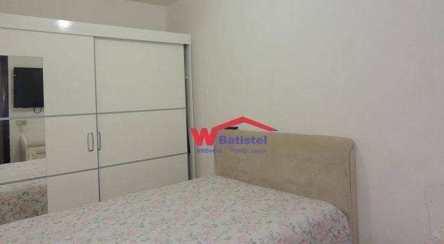 Casa com 3 dormitórios à venda, 50 m² por r$ 198.000 - rua jaguariaíva nº 288 - vila são j - Foto 9