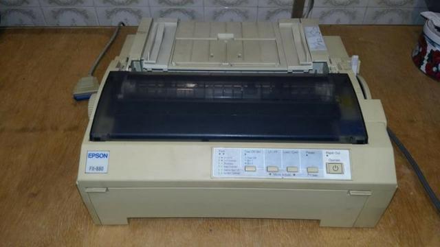 Impressora Epson FX-880 - Foto 5