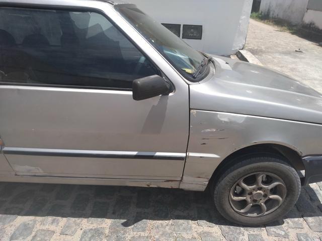 Vendo carro Fiat milli 1.0 1999 - Foto 2