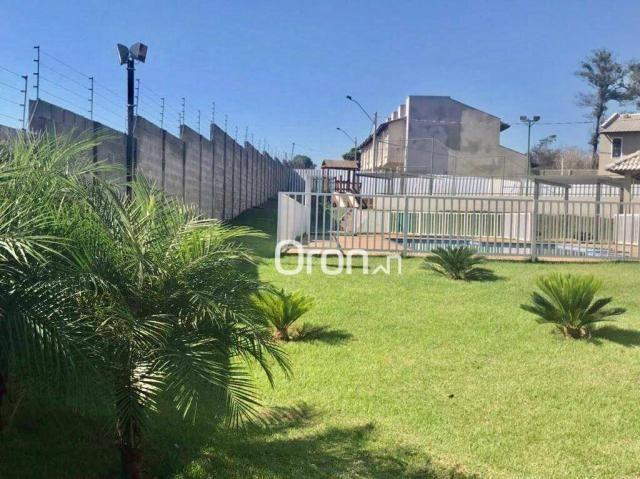 Sobrado à venda, 131 m² por r$ 440.000,00 - residencial center ville - goiânia/go - Foto 18