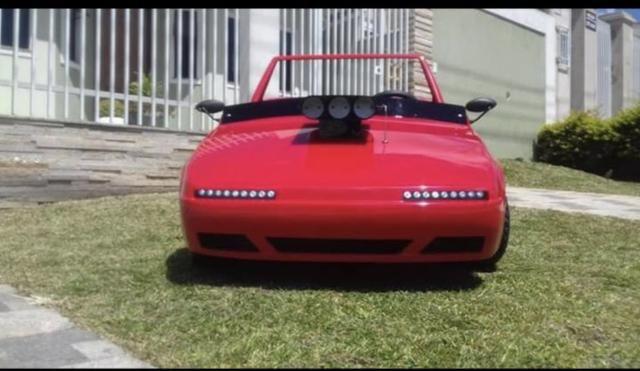 Mini carro Ferrari - Foto 4