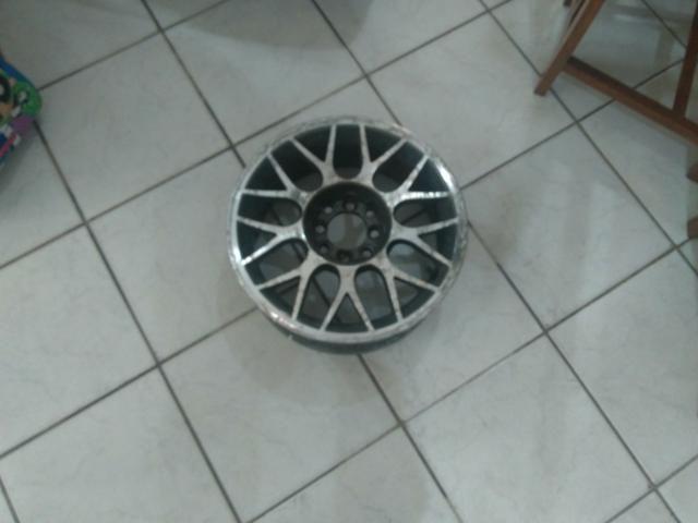 Jogo de rodas alumínio aro 15