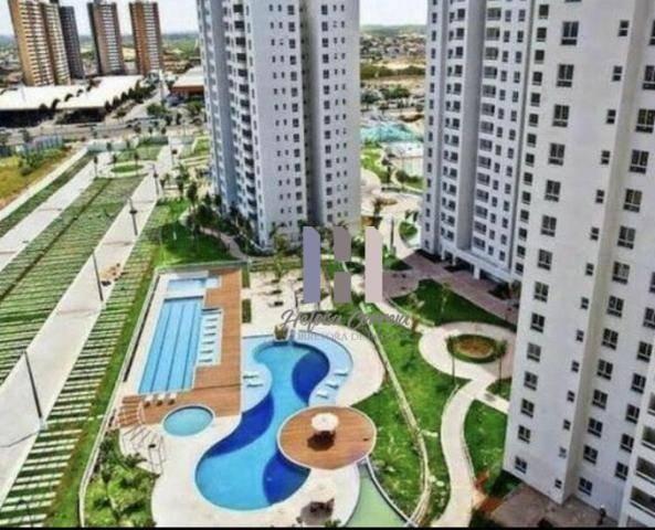 Apartamento com 3 dormitórios para alugar, 72 m² por r$ 2.000/mês - neópolis - natal/rn