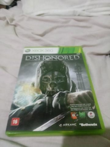 Dishonored Xbox 360 original
