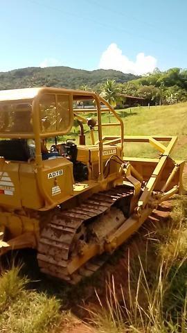 Trator de esteira Fiatallis AD7B - Foto 3