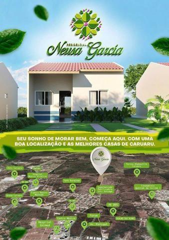 Casa no Luiz Gonzaga - 5 mil de sinal - 2 qts mensais de 399 reias de financiamento - Foto 6