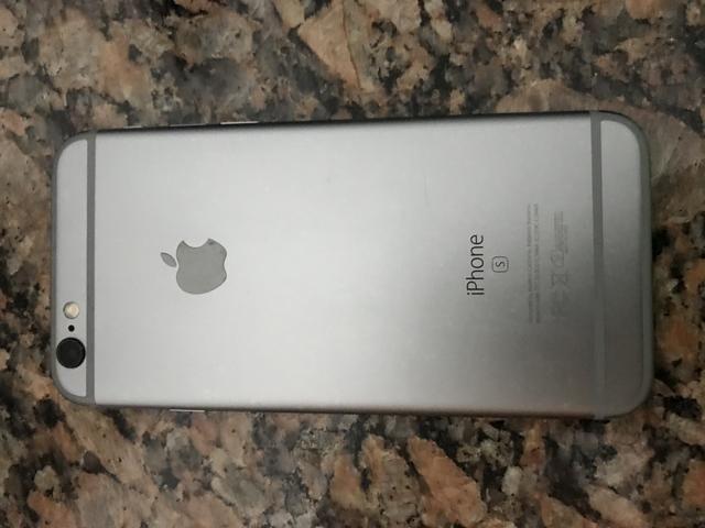 IPhone 6S 32gb prata - Foto 3
