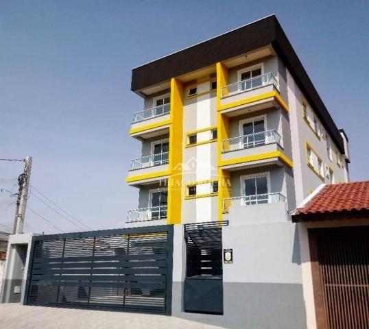 Apartamento 3 quartos, sendo 1 suíte, sacada com churras- boneca do iguaçu - Foto 13
