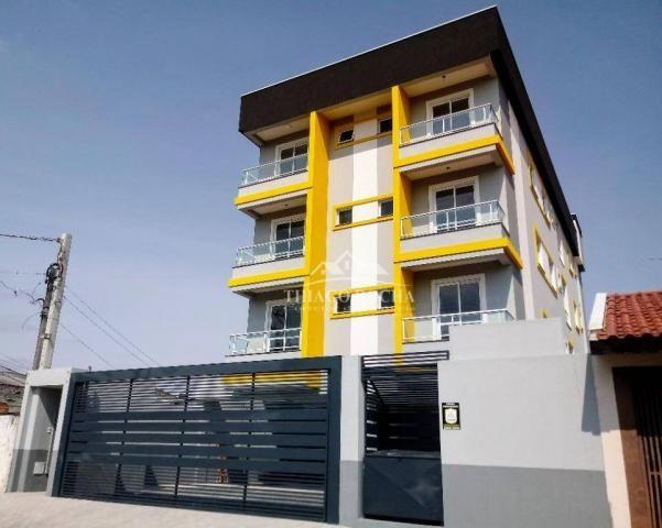 Apartamento 3 quartos, sendo 1 suíte, sacada com churras- boneca do iguaçu - Foto 14