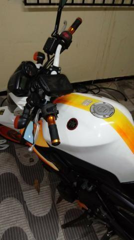 Xj6 equipada TROCO POR CARRO - Foto 6