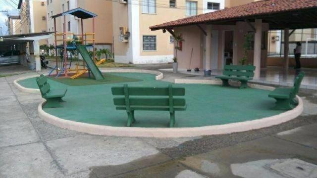 AP72 - Cd Parque das Violetas - 3/4 , Terreo, Sombra com varanda - Foto 13