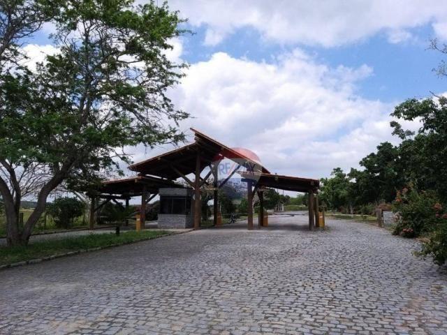 Terreno em condomínio em gravatá, terra de santa fé, br232. - Foto 11