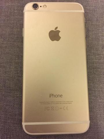 I Phone 6 64Gb Tela rachada. Funcionando - Foto 2