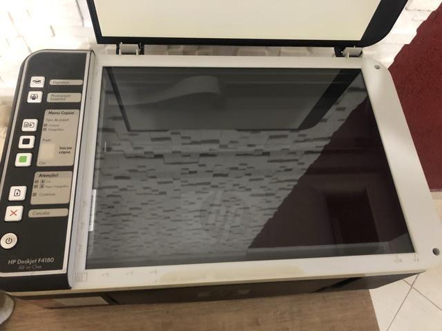 Impressora Multifuncional HP Deskjet F4180 - Foto 3