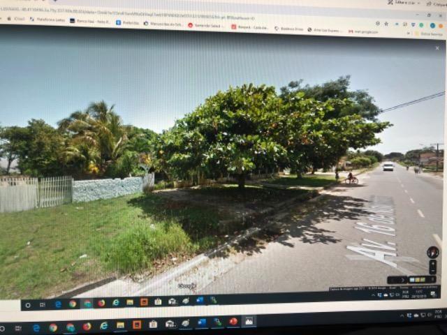 Dois terrenos na beira do asfalto em mosqueiro - Foto 4