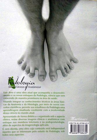 Podologia - Bases Clinicas E Anatomicas - Foto 4