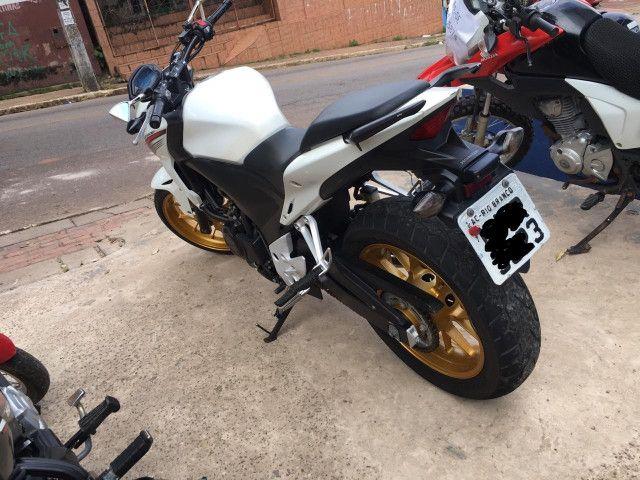Moto Honda CB 500 F, 2015 - Foto 5