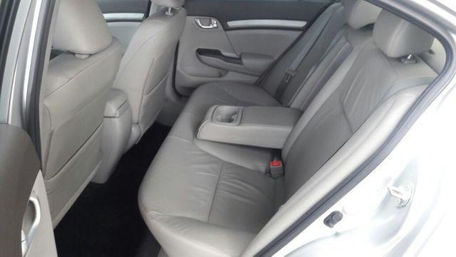 Honda Civic EXS Automatico Top de Linha + Teto Solar 2012 - Foto 10