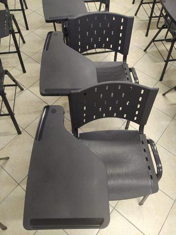 Cadeiras universitárias ISO - Foto 5