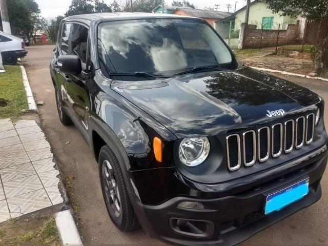 Jeep Renegade Sport 1 8 4x2 Flex 16v Mec 2016 743677089 Olx
