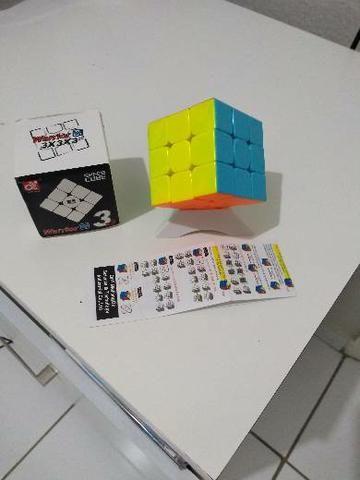 Cubo Mágico Profissional 3x3 - Foto 5