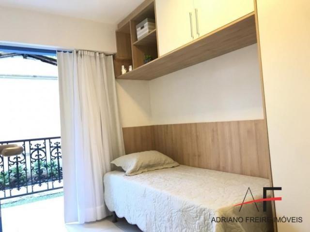 Apartamento mobiliado com 2 quartos no Centro de Guaramiranga - Foto 13