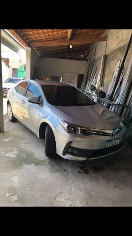 Toyota Corolla XEI automático 17/18!