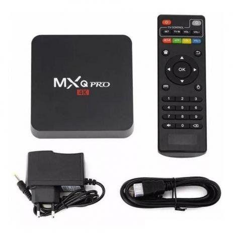 Vendo Tvbox MXQ 4k novo na caixa Vem de Zap - Foto 2
