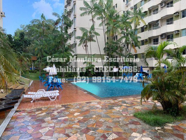 Parque 10 - apartamento 3 quartos - Condomínio Jardim Itapoã - Foto 17